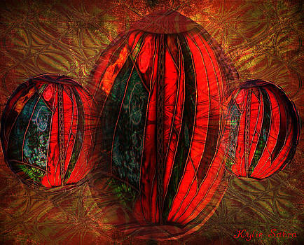 Lantern Light by Kylie Sabra