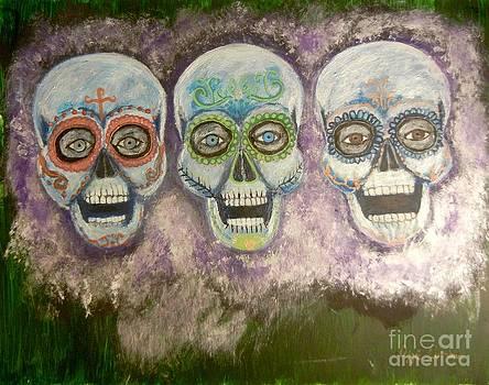 Las 3 Profecias by Visual Renegade Art