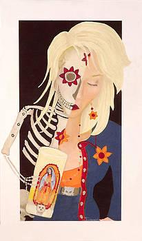 Las Angelitas Blanca by Joyce Blank