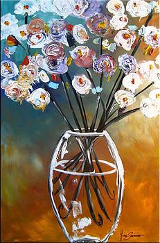 Las Flores by Gino Savarino