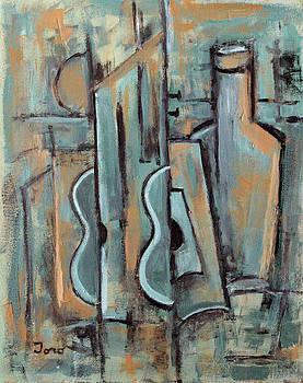 Las Guitarras Turquesas by Trish Toro