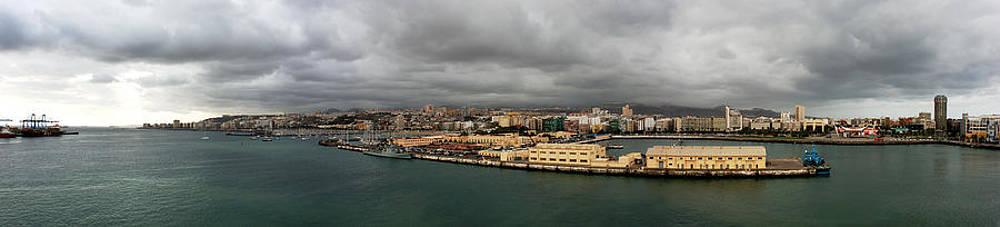 Ramunas Bruzas - Las Palmas Panorama