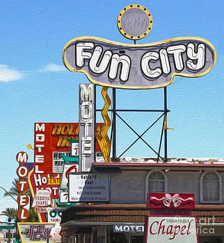 Gregory Dyer - Las Vegas - Fun City