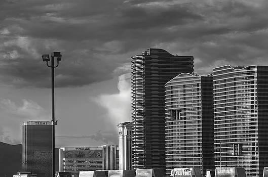 Las Vegas Black n White by Kevin Duke