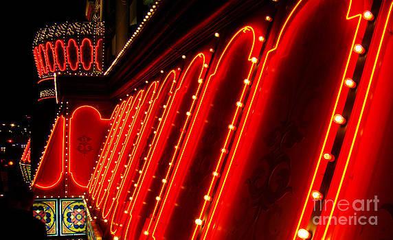 Las Vegas Neon by Eva Kato