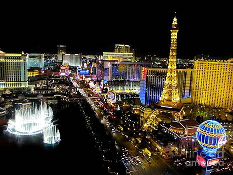Las Vegas Night Life by Kip Krause