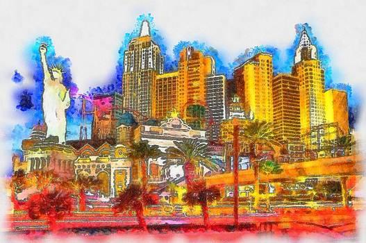 Las Vegas by Patrick OHare