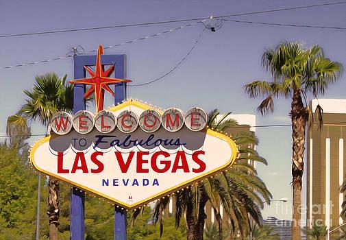 Gregory Dyer - Las Vegas Sign - 01
