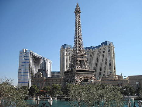 Las Vegas Strip by Denise Beaupre
