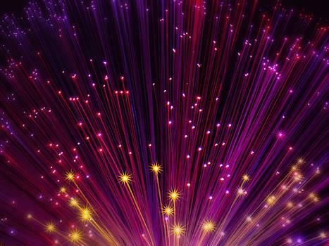 Dennis James - Laser Fibers