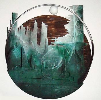 Last Century Emerald City by Bill Bernsen