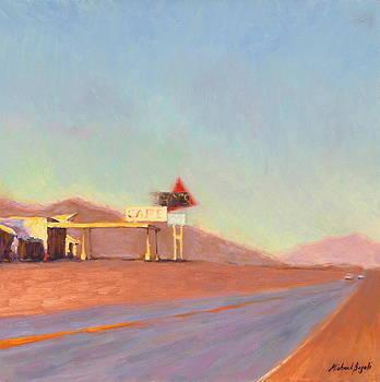 Last Gas by Michael Besoli