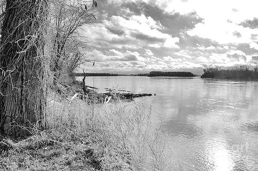 Last Mile of The Missouri River by John P Houlihan