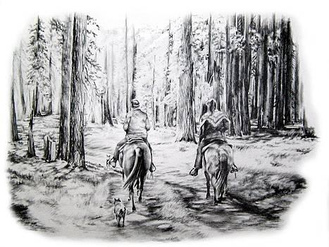 Last Ride by Jonni Hill