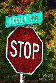 Last Stop Heaven Avenue  by Juls Adams