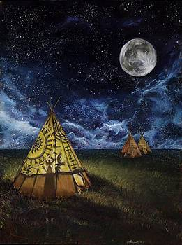 Last Tipi by Laura Balboni Craciun