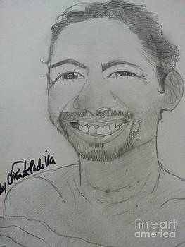 Late Actor Paul Walker by Charita Padilla