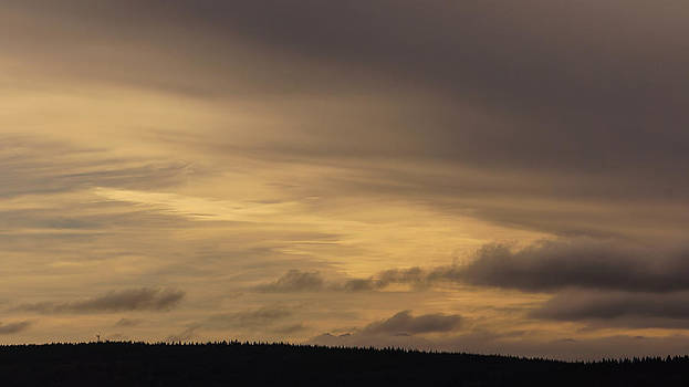 Ronda Broatch - Late Afternoon Sky 2