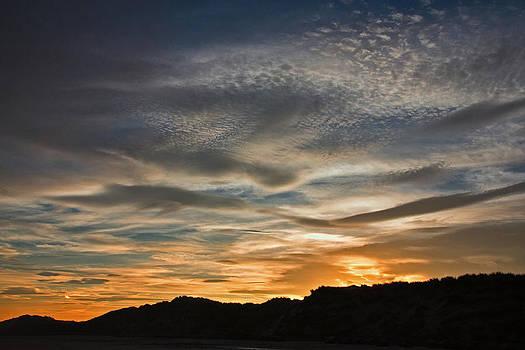 David Pringle - Late Afternoon Sky