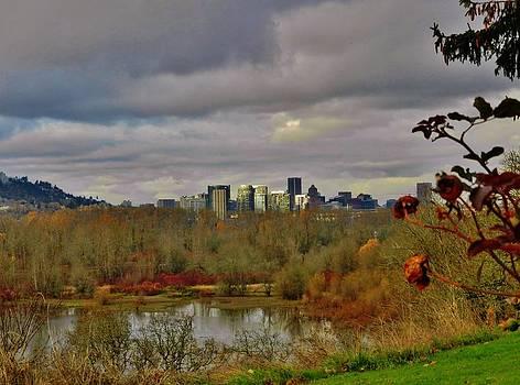 Charles Lucas - Late Autumn Portland Oregon