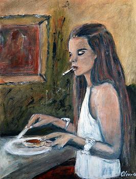 Late Breakfast by Olivia Gray