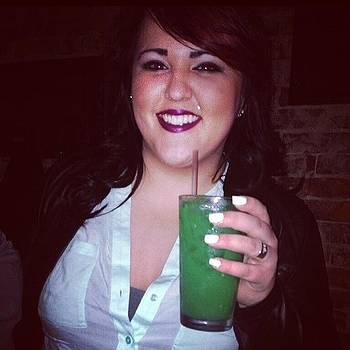 Late, But My First Drink As A 21 Year by Ashleigh Fabianich