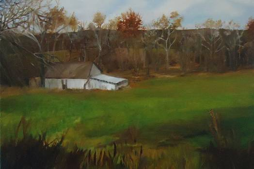 Late Fall Earley Winter by Betty Pimm