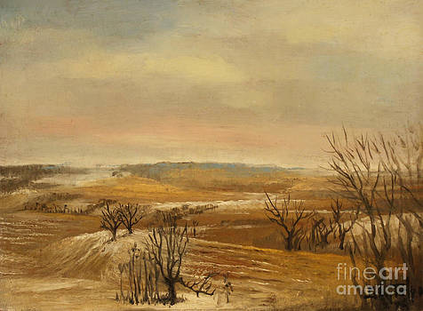 Art By Tolpo Collection - Late Fall in the Midwest
