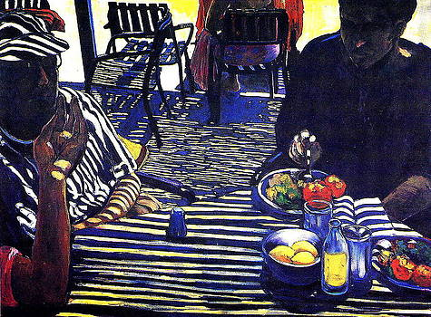 Late Lunch by Dorothy Braudy