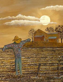Late November Moonlight by Don Kline