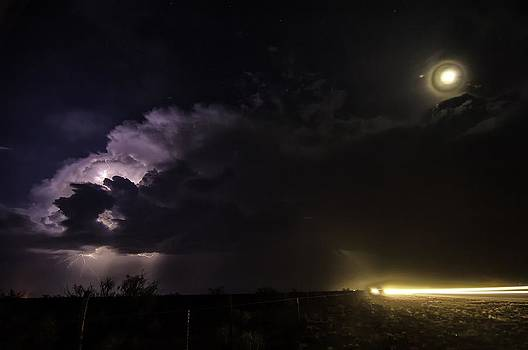 Late Summer Storm by John Dickinson