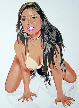 Latina Heat by Andre Ajibade