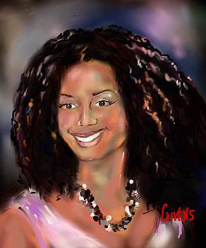 Latoya Edged by Mark Givens
