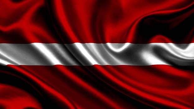 Valdecy RL - Latvia Flag