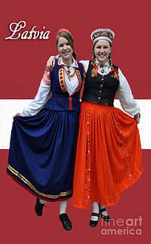 Jost Houk - Latvia Girls