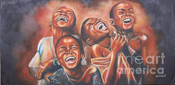 Laugh Africa by Epiu Emmanuel