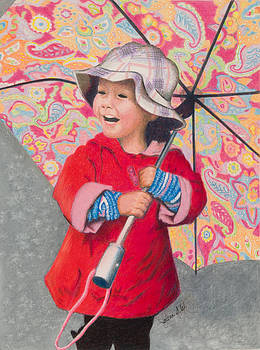 Laughing In The Rain by Jolene Stinson Williams