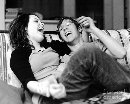 Laughter by Ashley Richardson