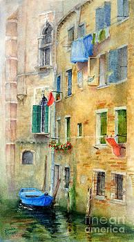 Laundry Day by Bonnie Rinier