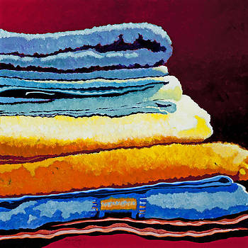 Laundry's Done by Amy McKay