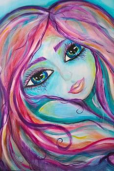 Laura Mermaid by Marley Art