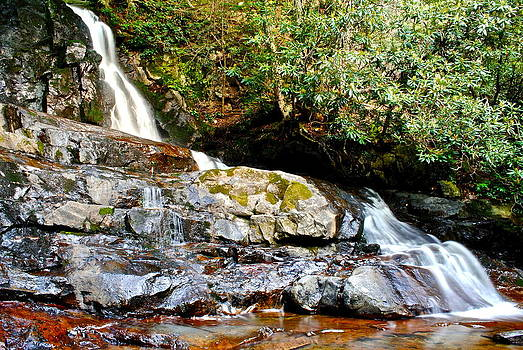 Frozen in Time Fine Art Photography - Laurel Falls Tennessee