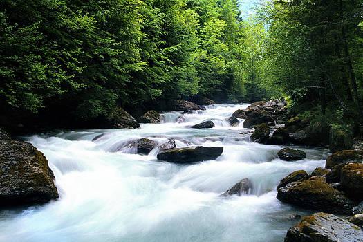 Matt Swinden - Lauterbrunnen River