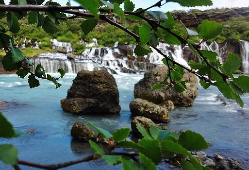 Sarah Pemberton - Lava Falls