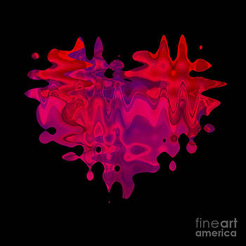 Lava Lamp Love by Kristi Kruse