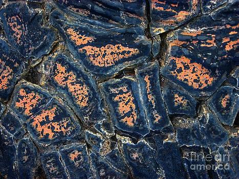 Christine Stack - Lava Patterns