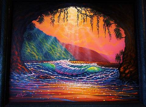 Lava Tube Fantasy 1 by Joseph   Ruff
