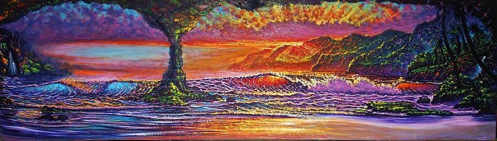 Lava Tube Fantasy I by Joseph   Ruff