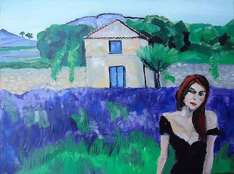 Lavendel by Henry Beer