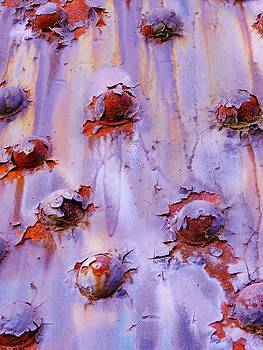 Charles Lucas - Lavender and Rust